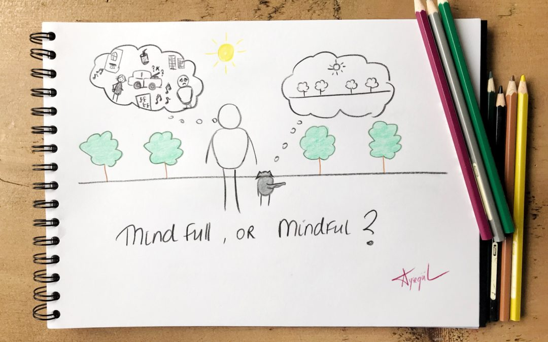 Mind Full or Mindful ?